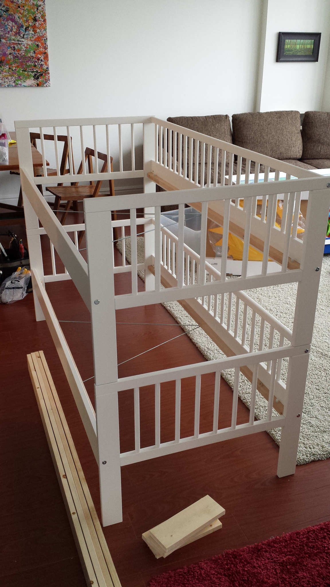 Ikea bunk beds for kids